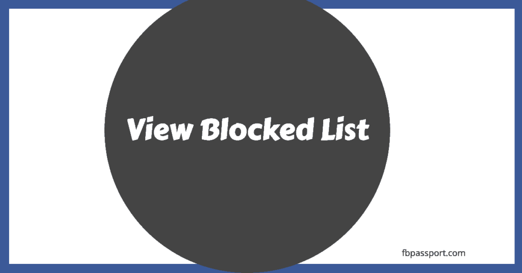 view+blocked+list+facebook